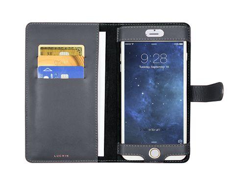Coque porte-cartes pour iPhone 6 Plus