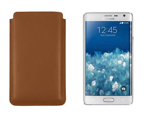 Astuccio per Samsung Galaxy Note Edge