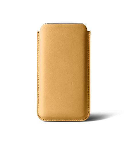 Klassische Hülle für das Samsung Galaxy S6 Edge