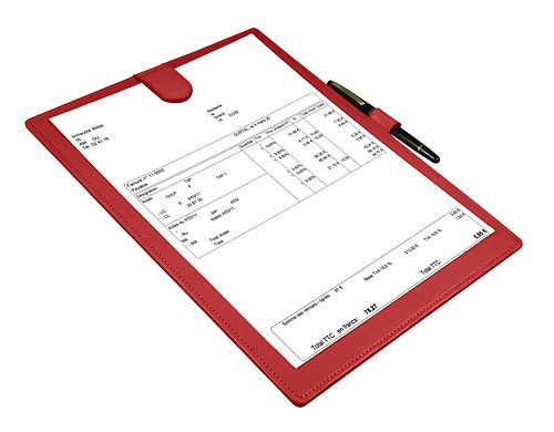 A4 Signature or Writing Pad