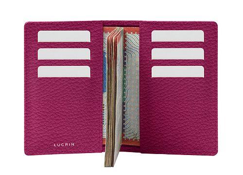 Porta passaporto di lusso