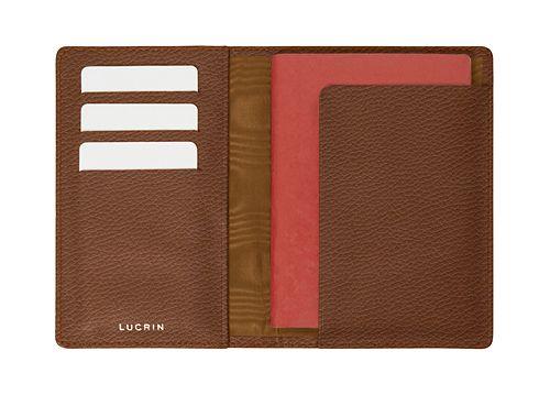 Funda para pasaporte y tarjeta de fidelización