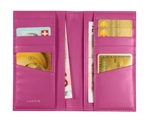 Cartera para 12 tarjetas de crédito