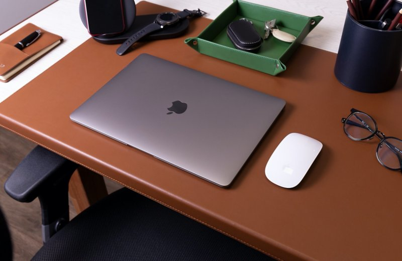 Real Leather Desk Pads
