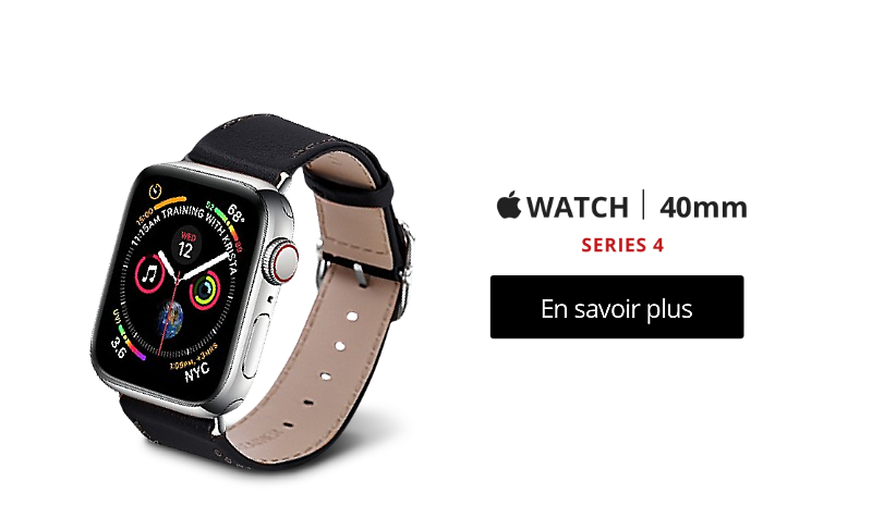 Acheter Apple Watch Series 4 40mm