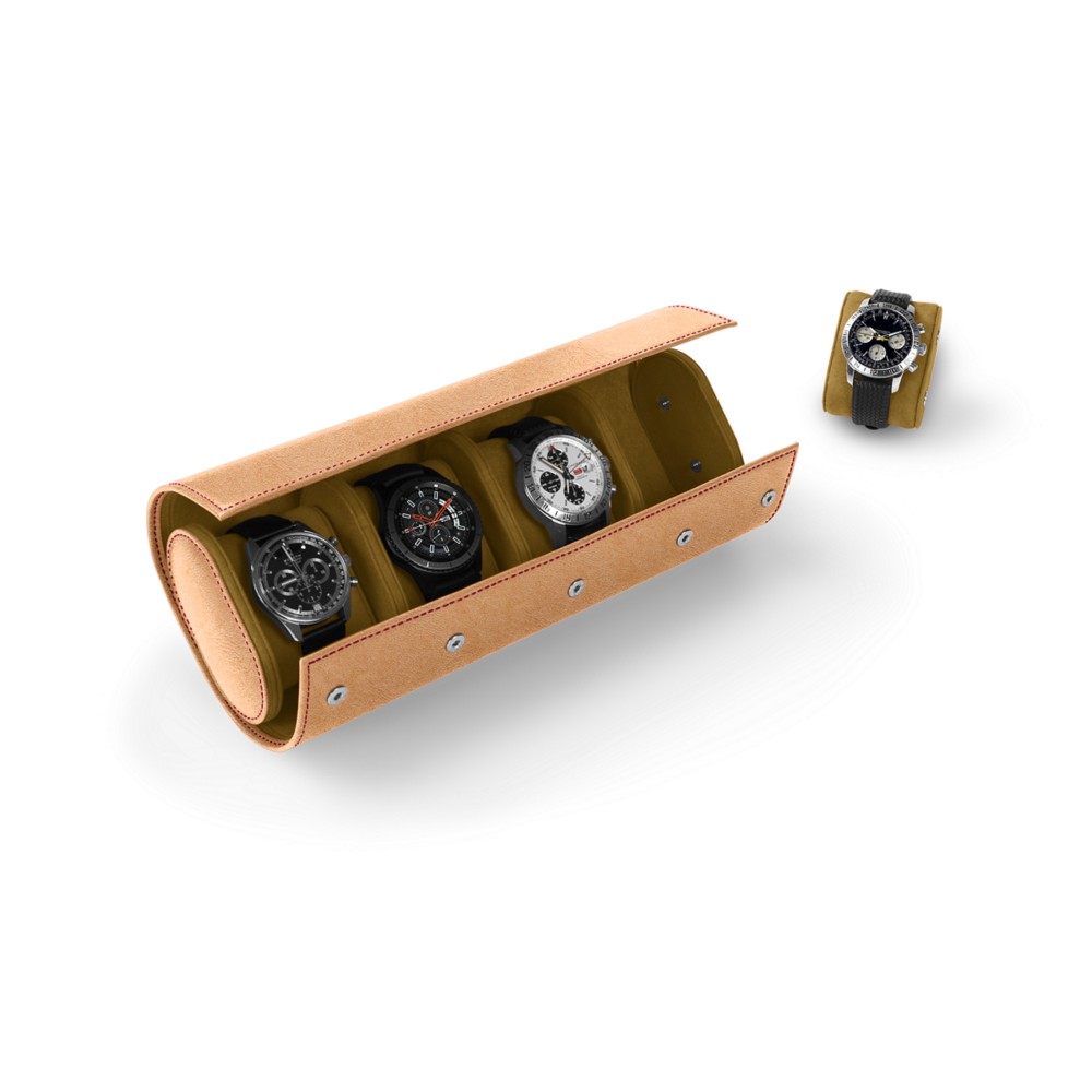 Watch Case for 4 Watches