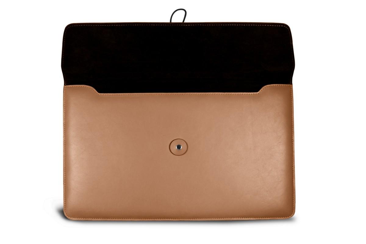 Funda de cuero para MacBook Air de 11 pulgadas