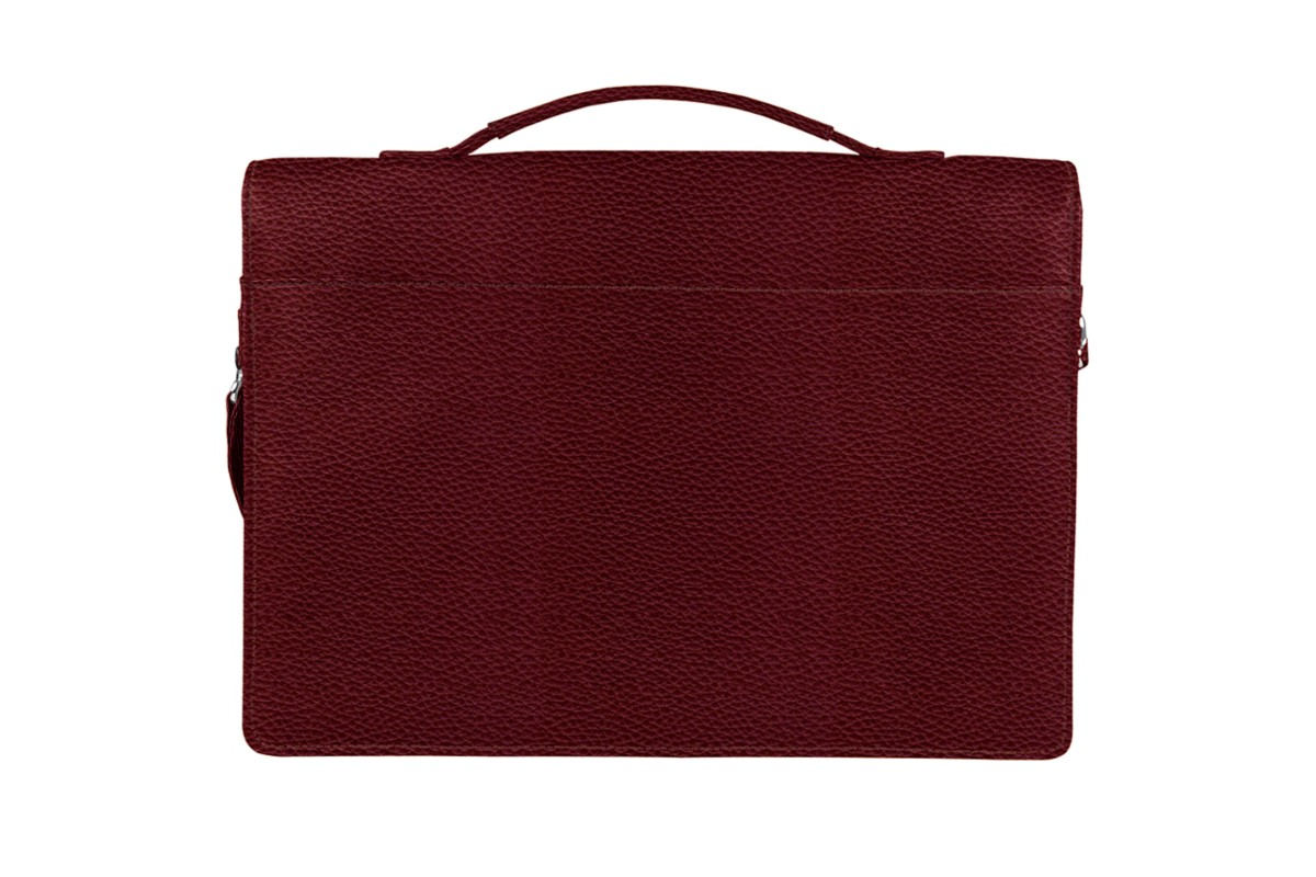 Business Briefcase with 1 compact gusset