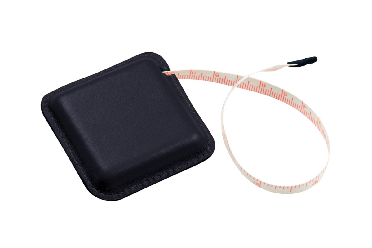 Square tape measure 200 cm/79 inch