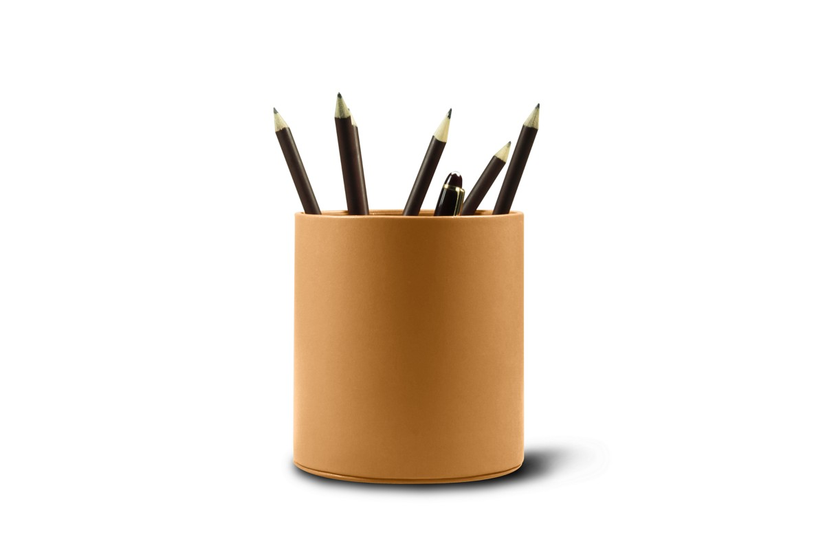 Large Round Pen Caddy