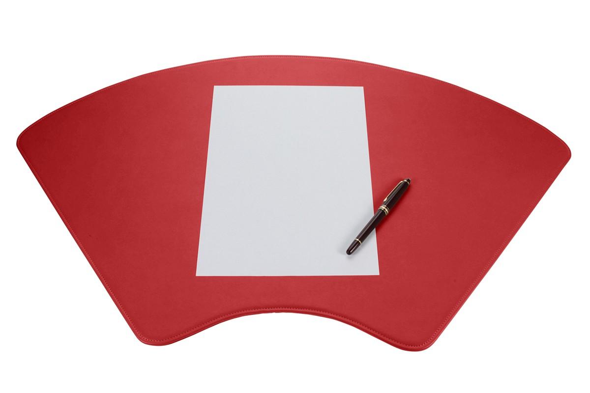Round desk pad 29.5x15.7 inches