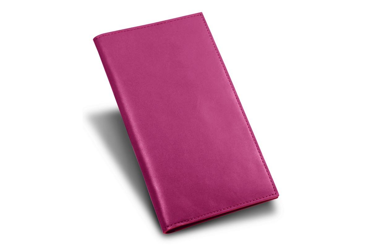 Chequebook cover