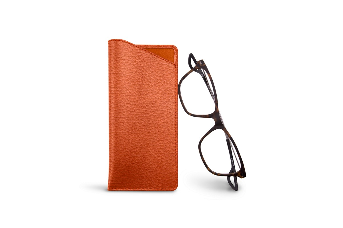 Housse pour lunettes fine