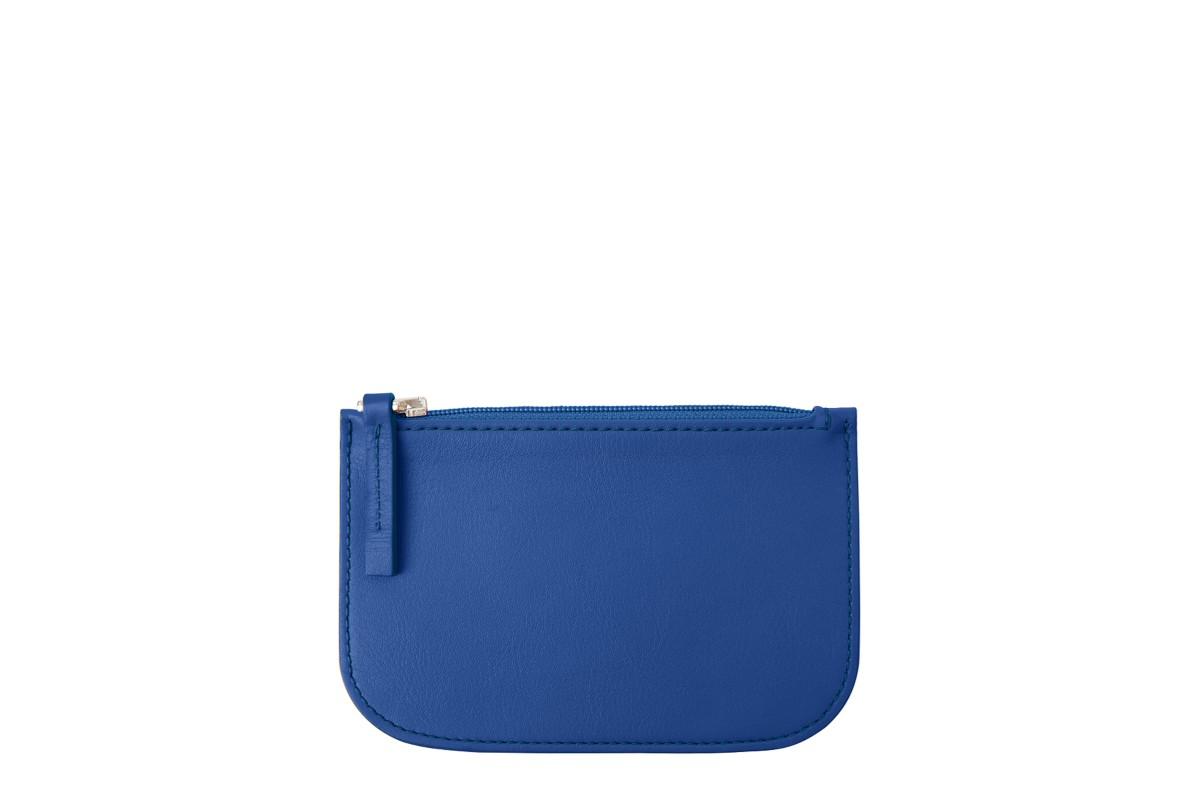 Case with zipper for earphones