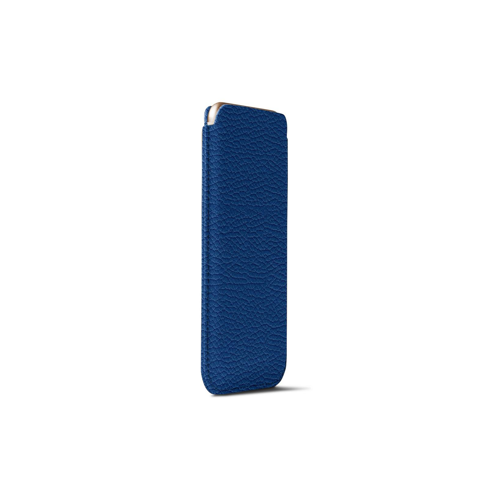 9852d959199 Funda para iPhone 8 Plus con correa de extracción Cielo Azul - Piel Grano  Funda para iPhone 8 Plus con correa de extracción Cielo Azul - Piel Grano 