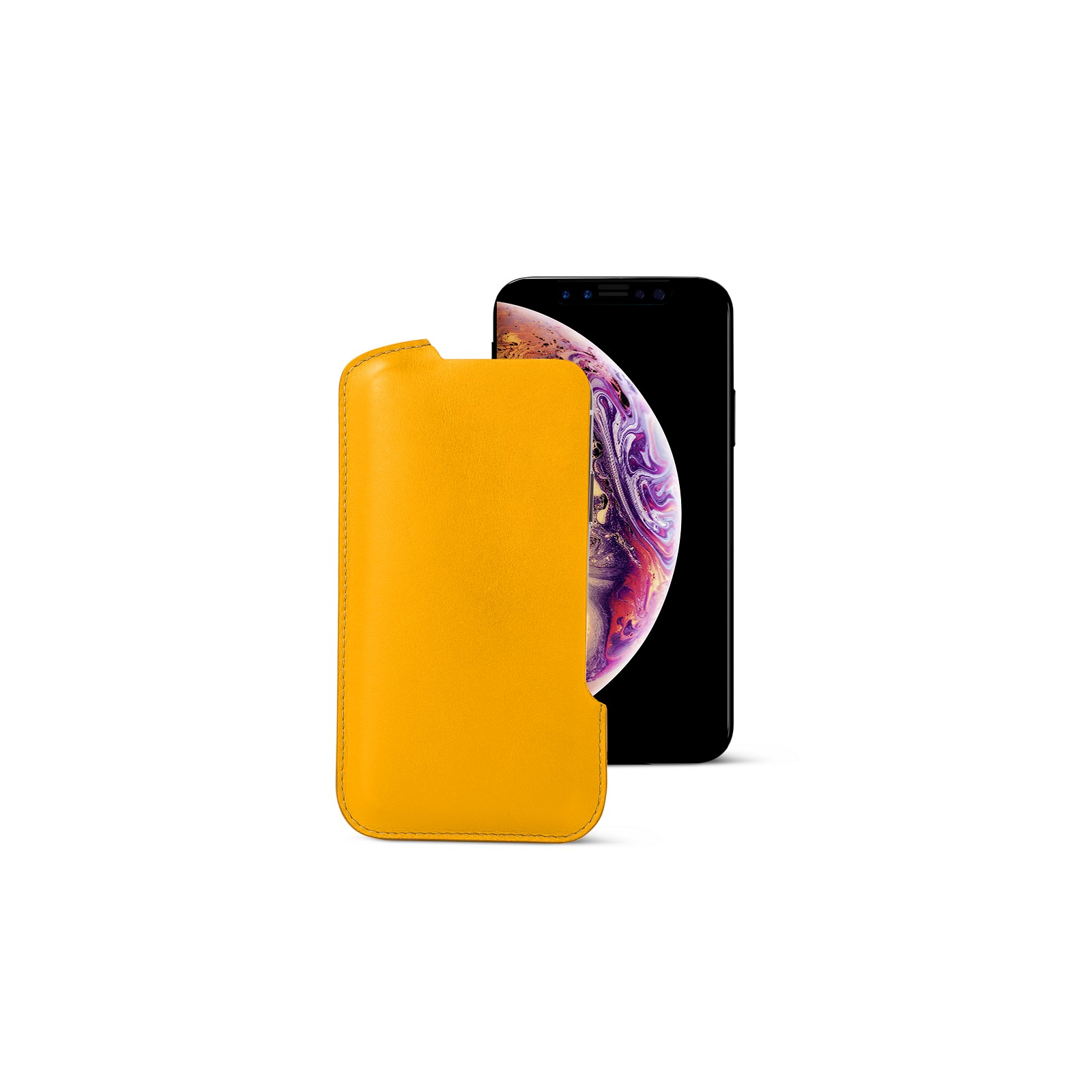 the best attitude fd8d7 ef7a2 iPhone XS Max Pouch