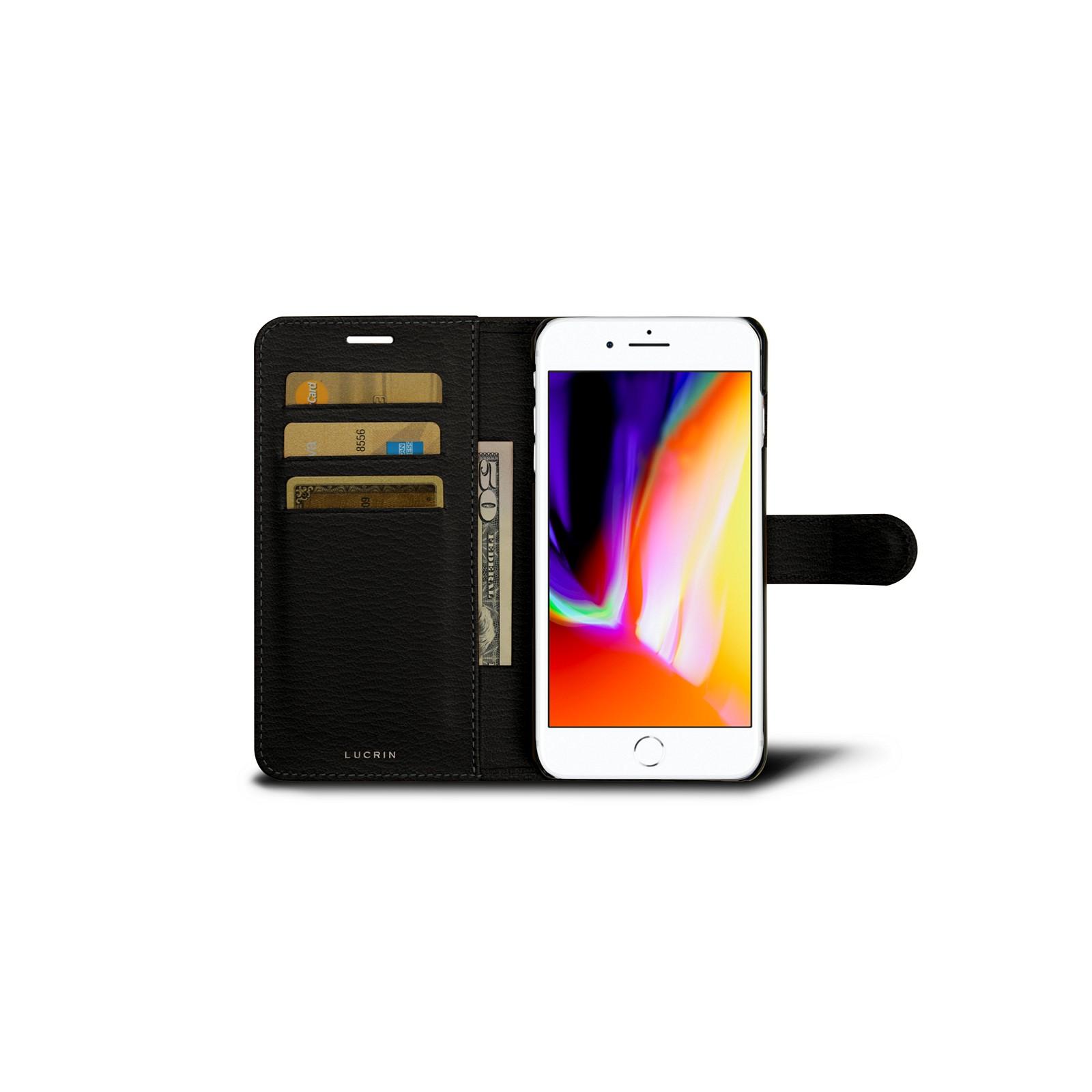 timeless design 60a9d 38040 iPhone 8 Plus wallet case