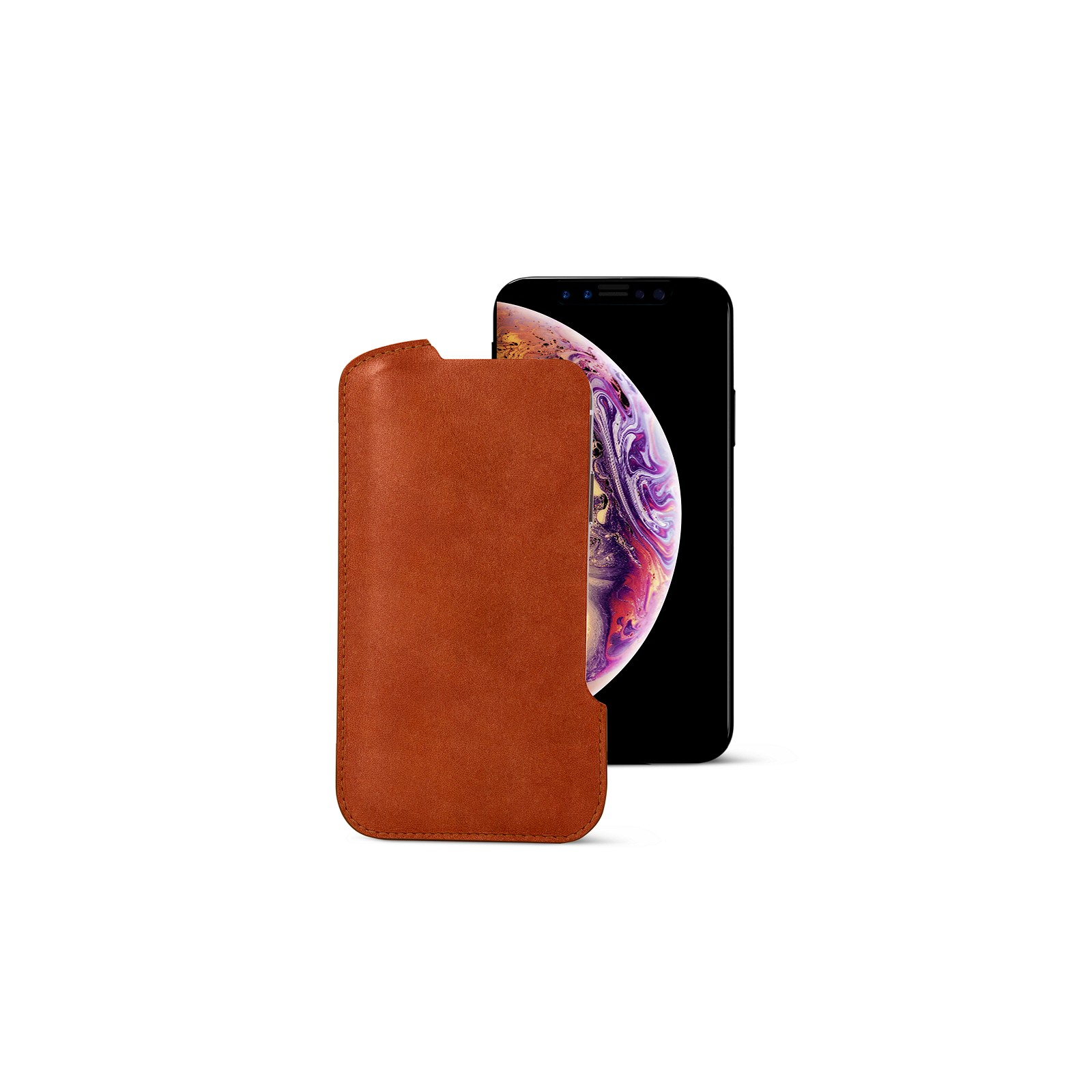 sale retailer bfb0d 935b3 iPhone XS Pouch