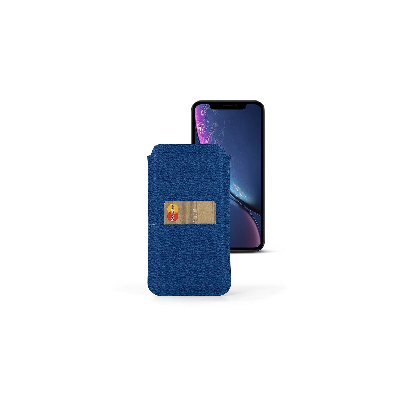 newest 16789 eaa4e iPhone XR Pouch with pocket