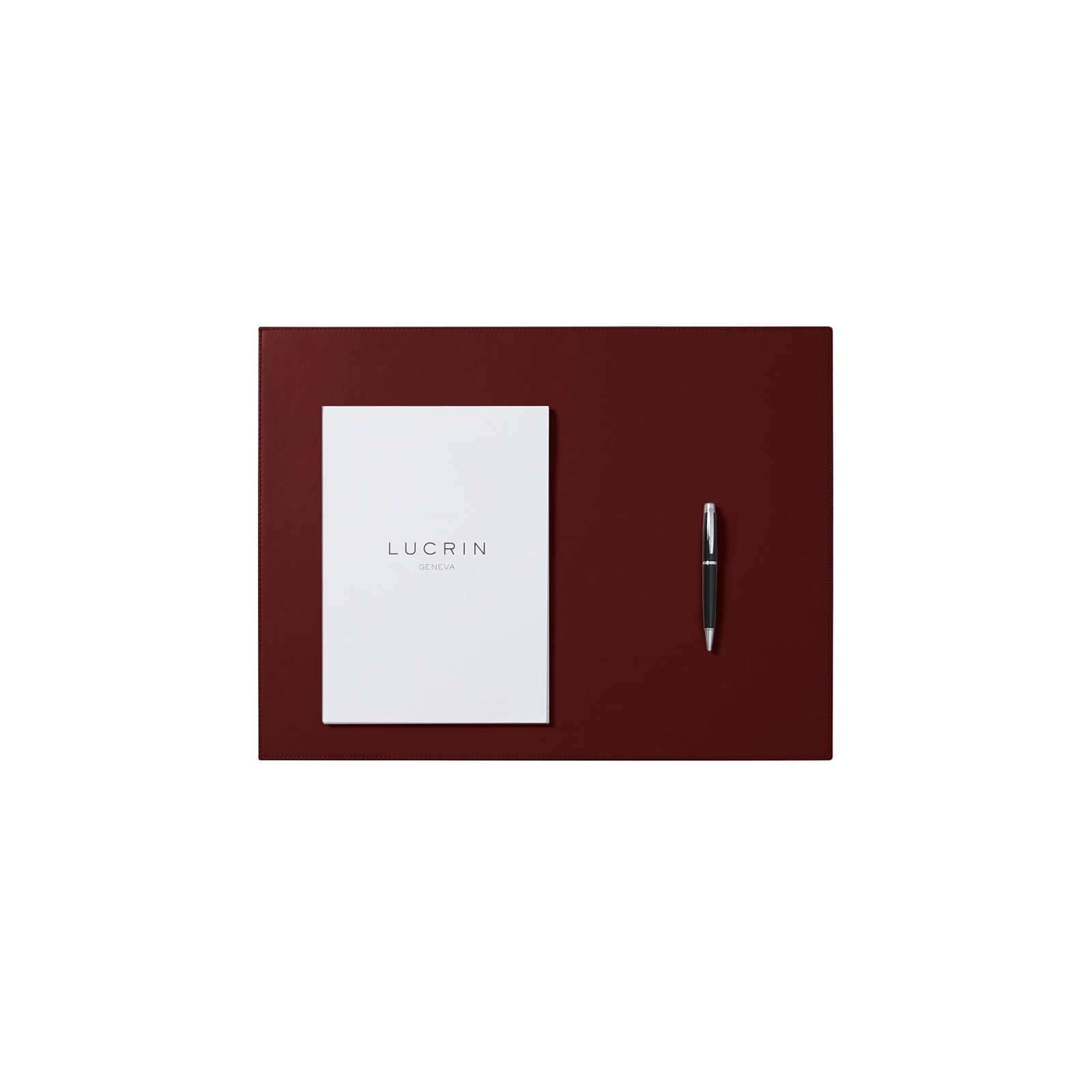 Desk Pad For A Classy And Sophisticated Office Pick Your Favourite Colors Add Initials Unique