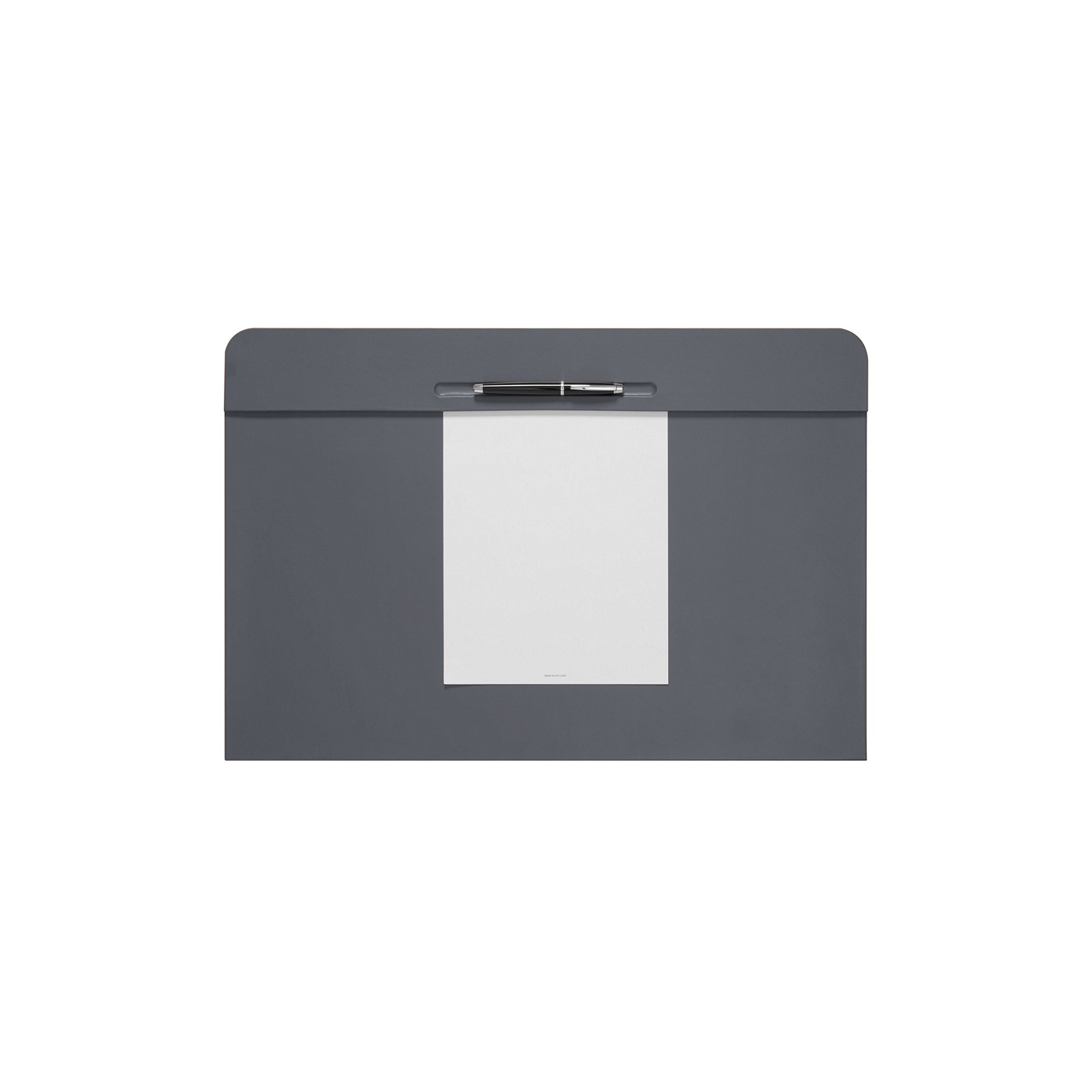 Customisable Desk Blotter (15.7 X 14 Inches) Mouse Grey   Smooth Leather  Customisable Desk Blotter (15.7 X 14 Inches) Mouse Grey   Smooth Leather