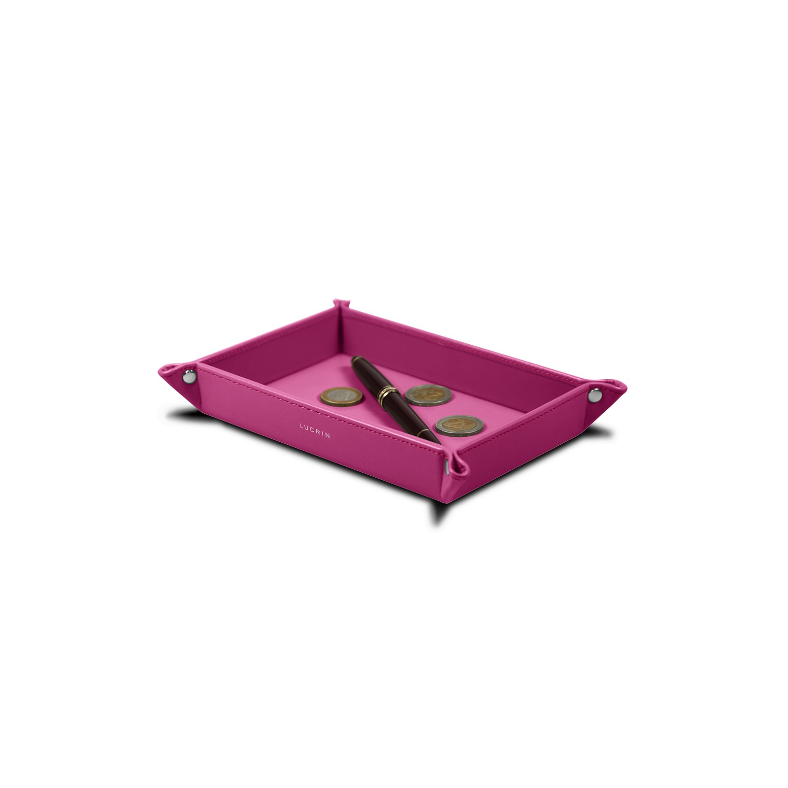 Rectangular tidy tray (6.7 x 4.3 x 1.2 inches)