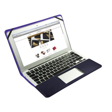 Ecrin cuir pour MacBook Air 11 pouces