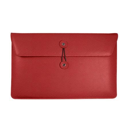 Custodia di protezione semi rigida a busta, per MacBook 13 pollici