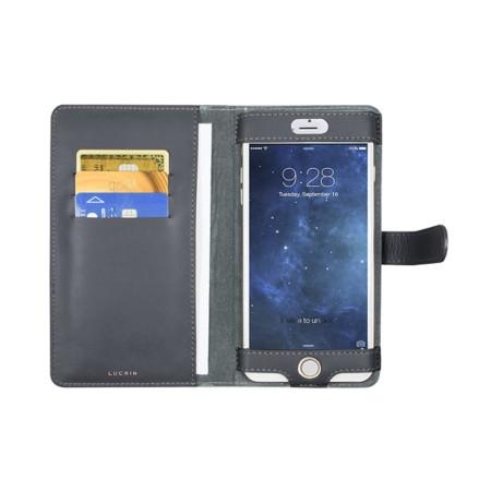 Funda rígida lujosa para iPhone 6 Plus
