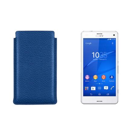 Ledertasche für Sony Xperia Z3 Compact