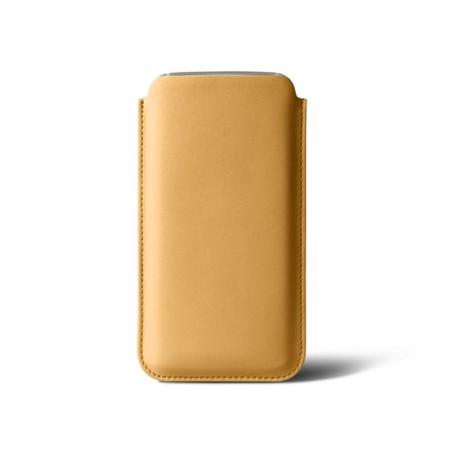 Funda clásica para Samsung Galaxy S6 Edge