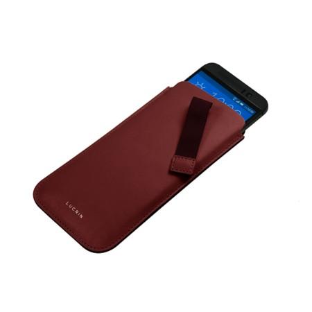 Astuccio con cinturino estraibile per HTC One M9