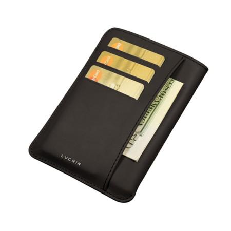 Housse et porte-cartes pour BlackBerry Passport