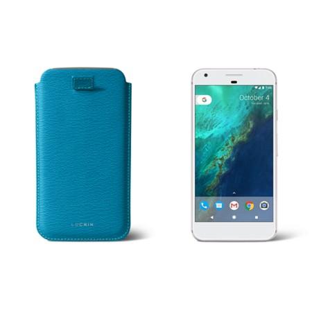 Custodia con chiusura e apertura a linguetta per Galaxy S6 Edge Plus