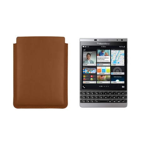Hülle für BlackBerry Passport Silver Edition