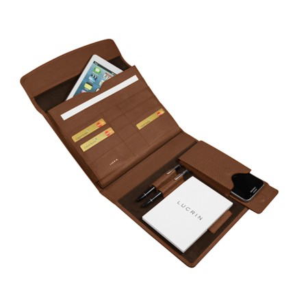 Dokumententasche inklusive iPad-Fach A5