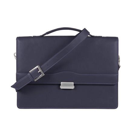 Klassische Lederaktentasche