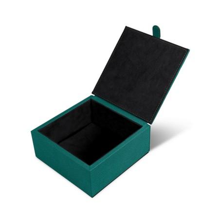 Caja de Almacenamiento de Forma Cuadrada