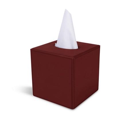 Caja cuadrada para pañuelos de papel