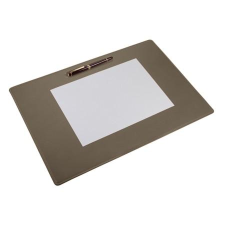 Supporto per scrittura da scrivania con angoli arrotondati (50 x 34 cm)