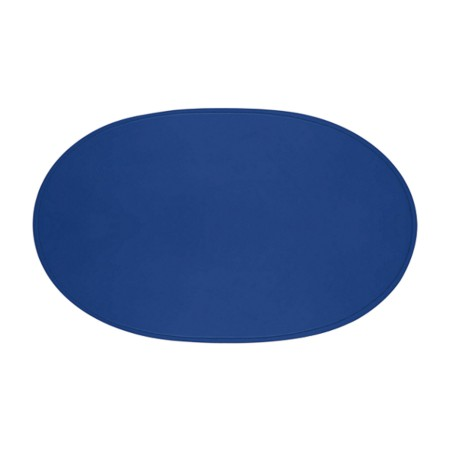 Large oval Desk pad 25.590 x 15.748 inches