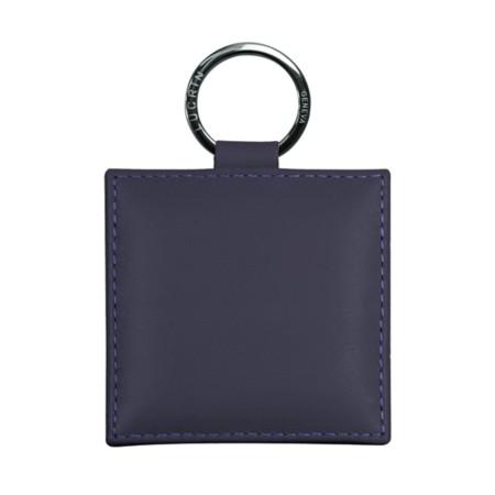 Grand porte-clés carré (7 x 7 cm)