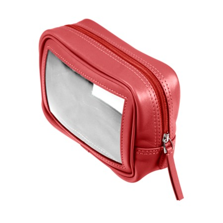 See-through washbag