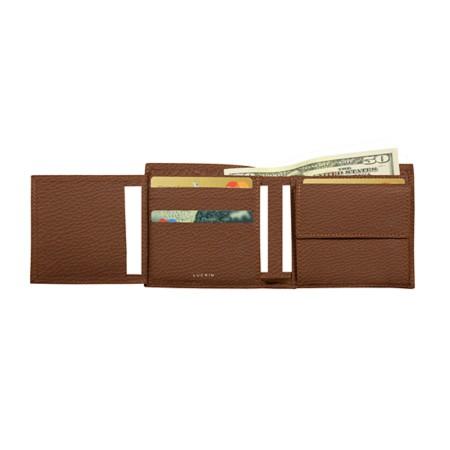 Portafoglio e portamonete universale