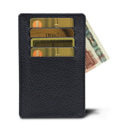 8 Cards holder with middle opening (5.1x 3.2 inches)