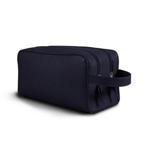 Wash Bag - 2  Compartments