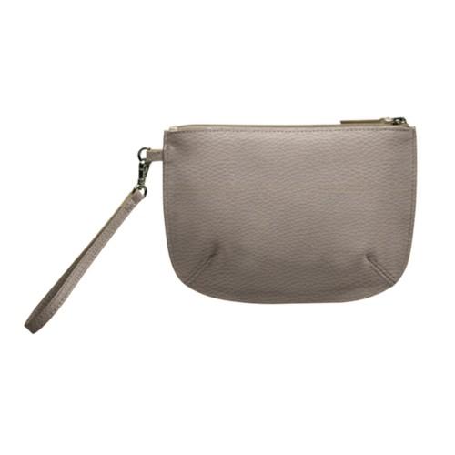 Round Flat Case with wrist strap