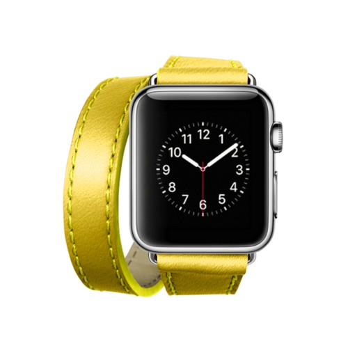 Bracelet Double Tour pour Apple Watch 38mm