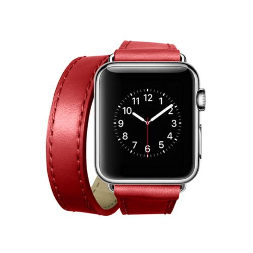 Bracelet double tour Apple Watch 38 mm