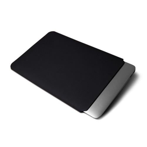 Funda para MacBook Air 13 pulgadas - Negro - Piel Liso